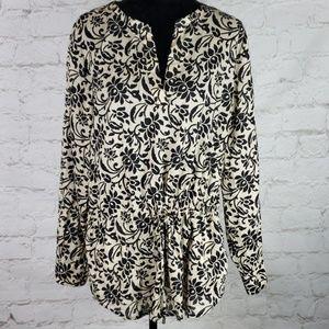 Lauren Ralph Lauren drawstring waist tunic size XL